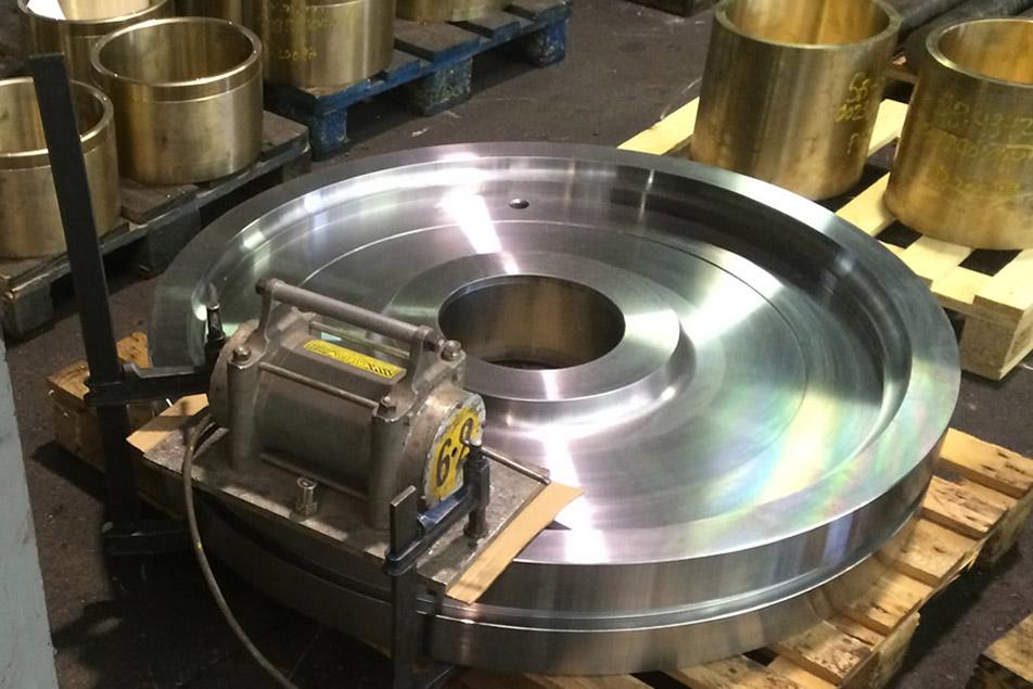 Mikra - Estabilizado de tensiones de metal por vibración